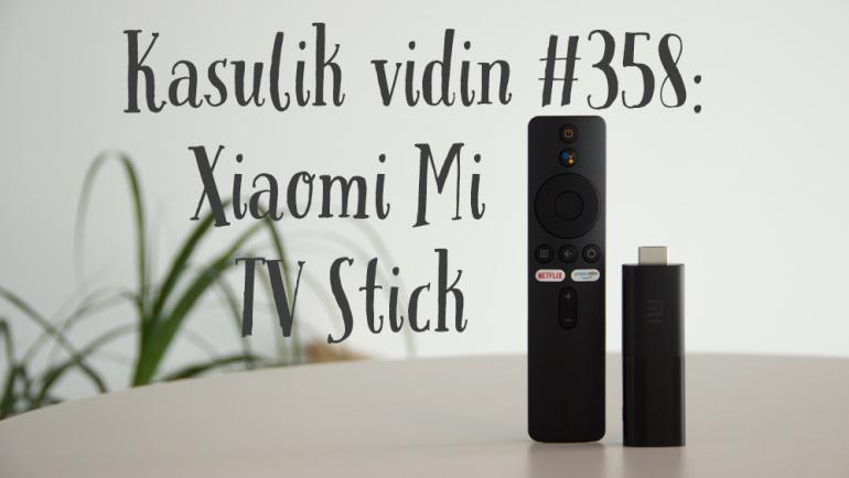 Kasulik vidin #358: Xiaomi Mi TV Stick