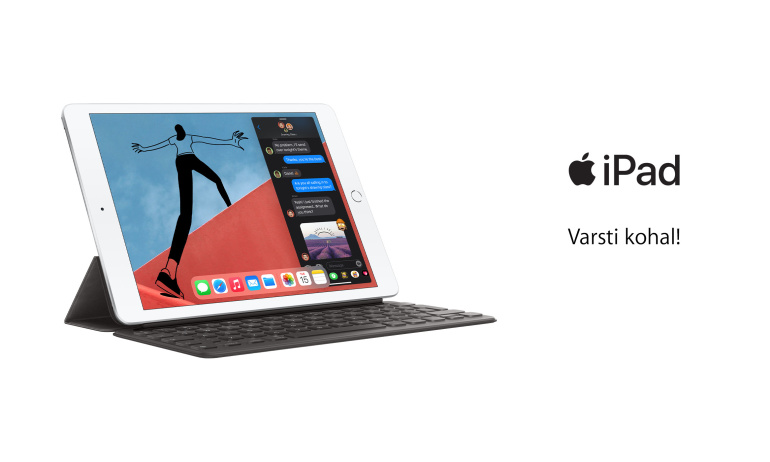 Apple iPadi 8. põlvkond on nagu Ferrari Fordi hinna eest