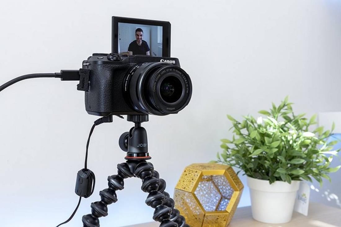 Canon EOS Webcam Utility