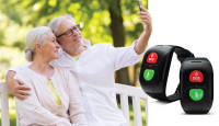 Canyon Senior Tracker CNE-ST01 on eakatele mõeldud nutivõru