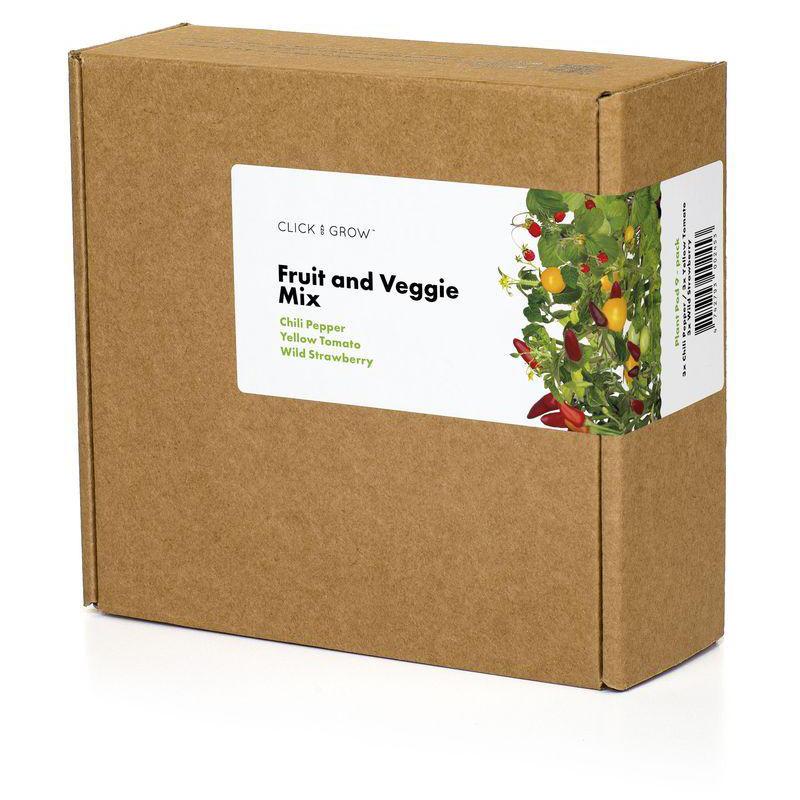 Click and Grow Plant Pod Fruit Veggie Mix
