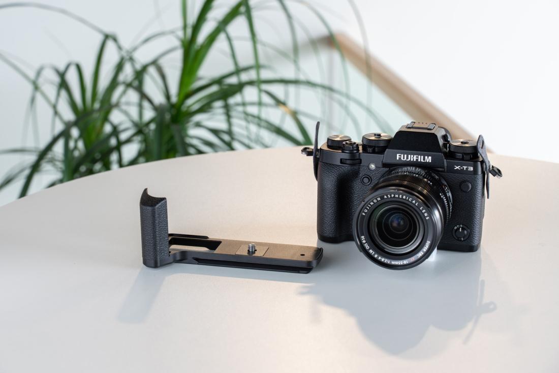 Fujifilm X-T3 hübriidkaamera