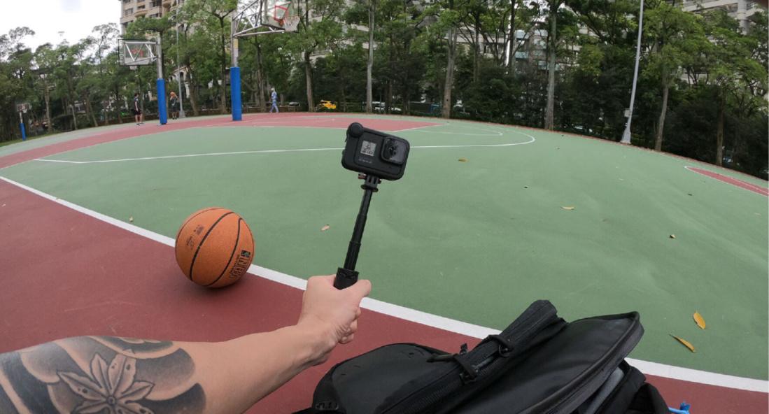 GoPro meediaümbris Media Mod ja Light Mod