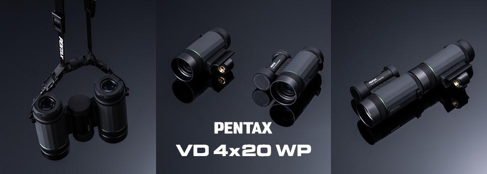 Pentax VD 3in1 binokkel
