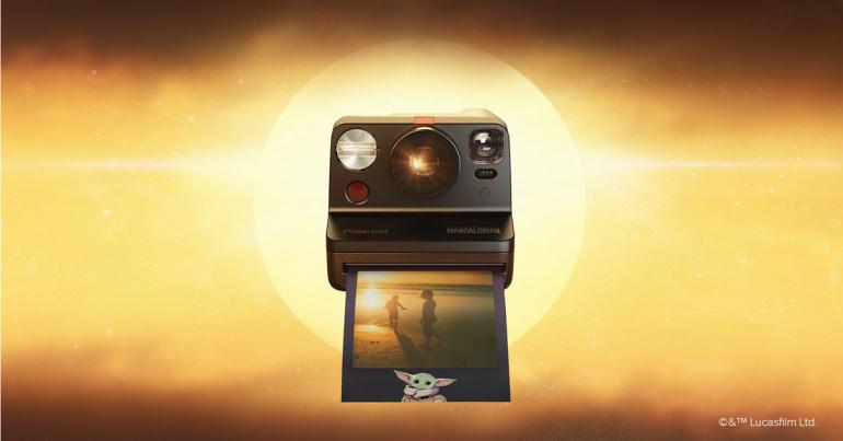Uue Star Wars Mandalorian temaatilise disainiga Polaroid NOW on juba müügil