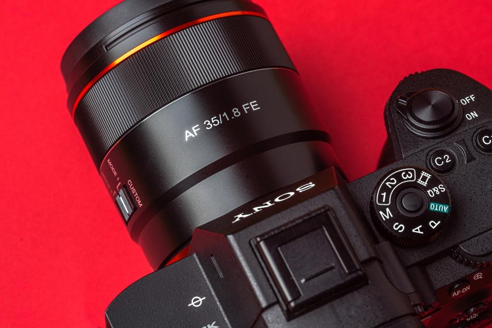 Samyang AF 35mm f/1.8 Sony