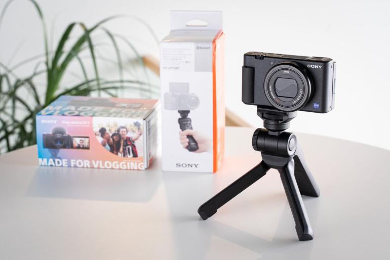 Nüüd Tallinnas rentimiseks: Sony ZV-1 vlogkaamera komplekt
