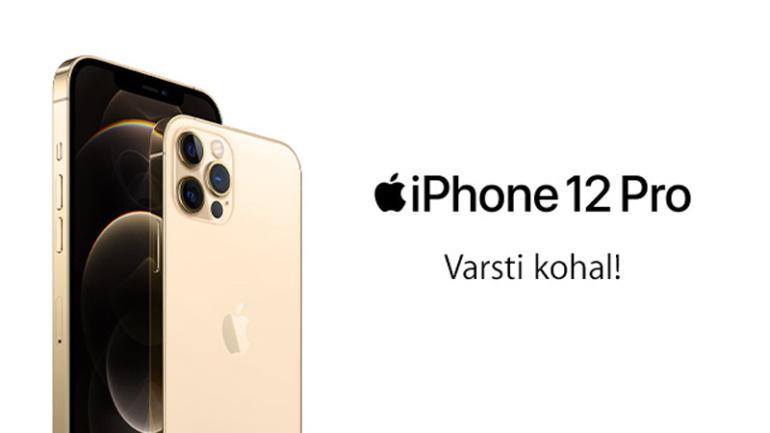 Apple iPhone 12 telefoniperekond – mitu mõnusat muutust