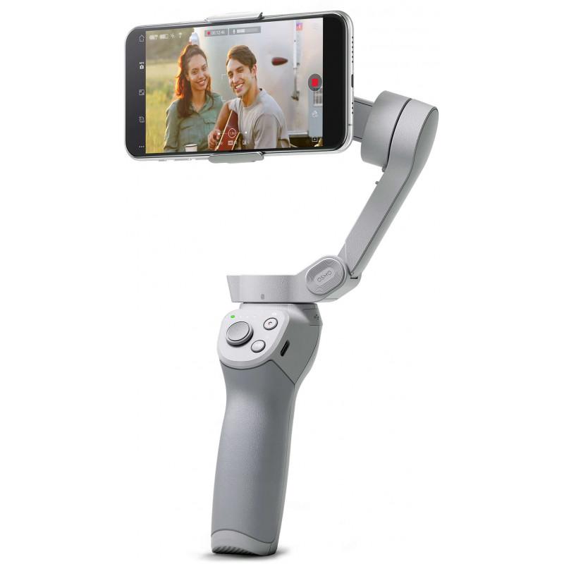DJI OM 4 videostabilisaator nutitelefonidele