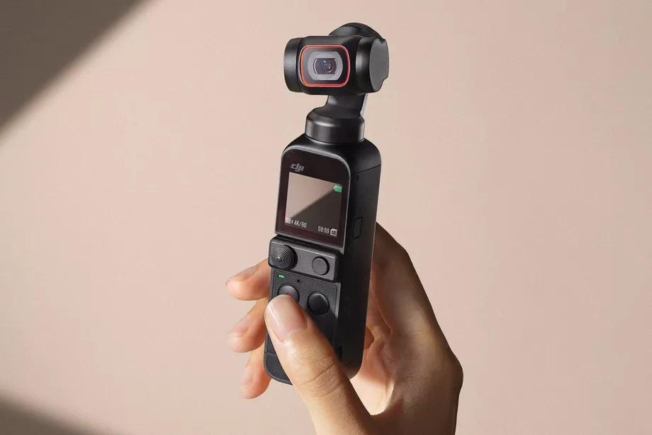 DJI Pocket 2 kaamera