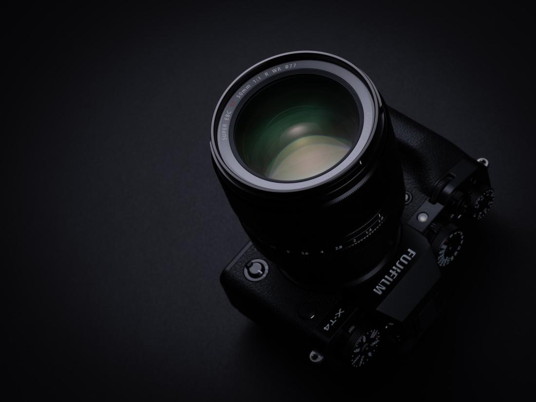 Fujinon XF 50mm f/1.0 R WR objektiiv