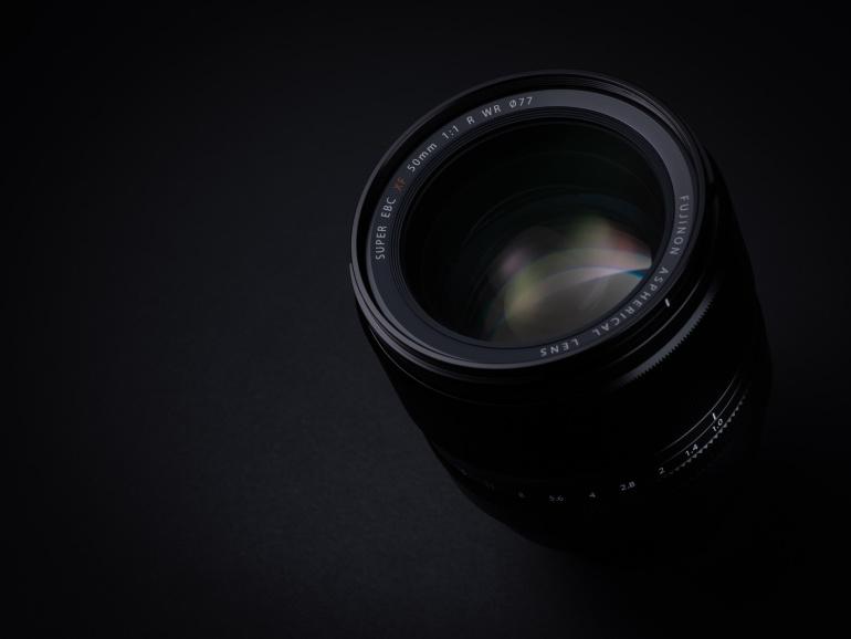 Hellita oma Fujifilm X-seeria hübriidkaamerat uue Fujinon XF 50mm f/1.0 R WR objektiiviga