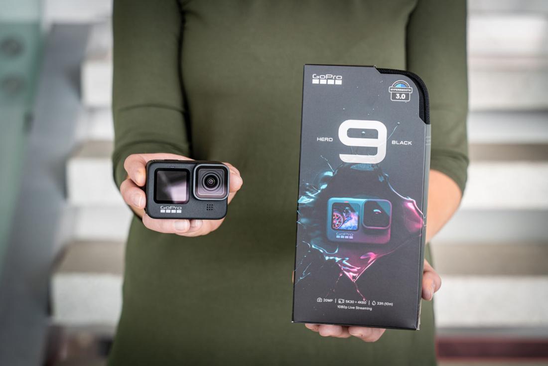 GoPro HERO9 Black kaamera
