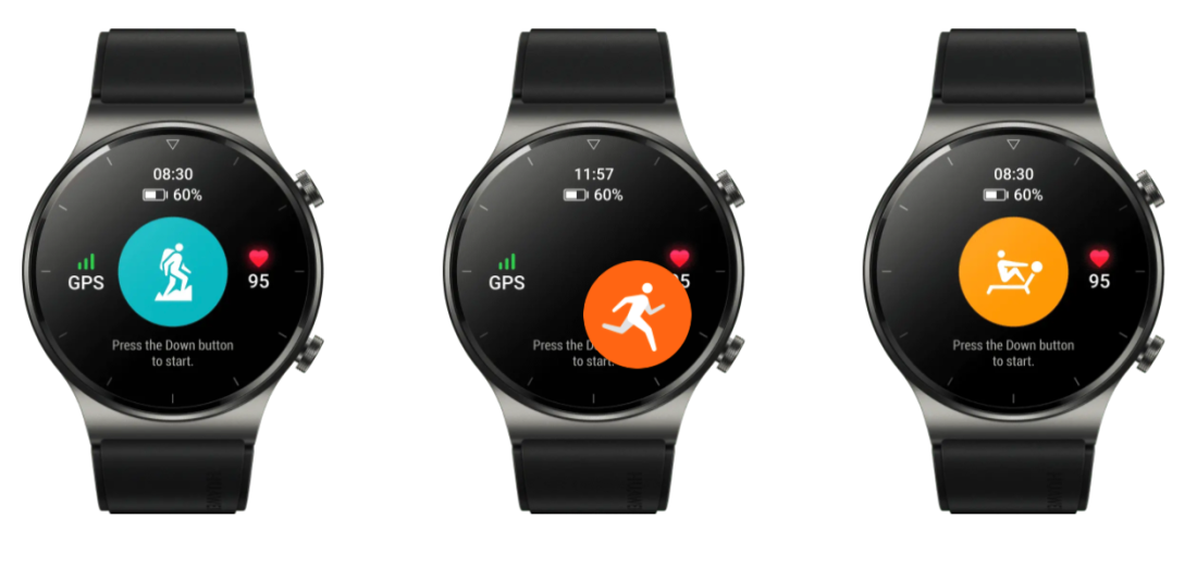 Huawei Watch GT 2 Pro nutikell