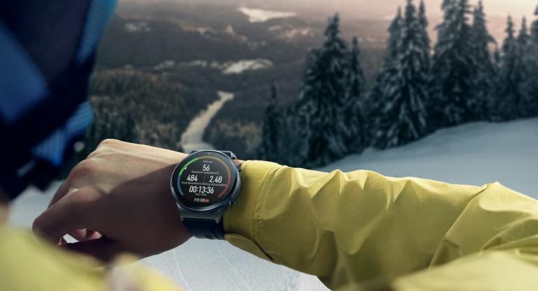Uus Huawei Watch GT 2 Pro nutikell on jõudnud müügile