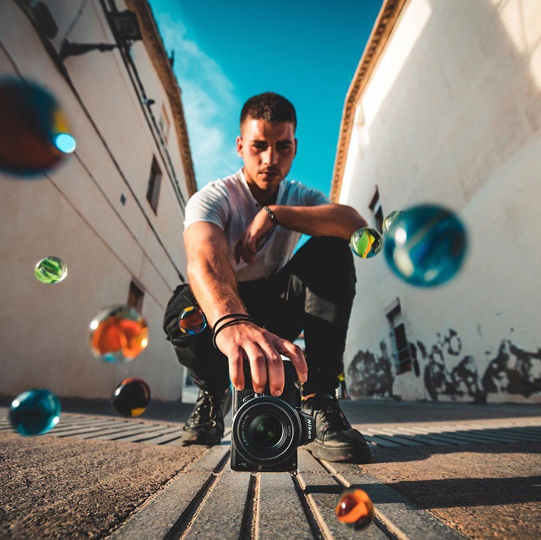 Nikon Z 5 hübriidkaamera