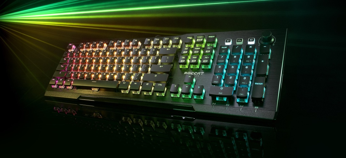 Roccat Vulcan Pro 2020 klaviatuur