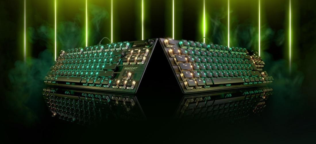 Roccat Vulcan Pro TKL 2020 klaviatuur