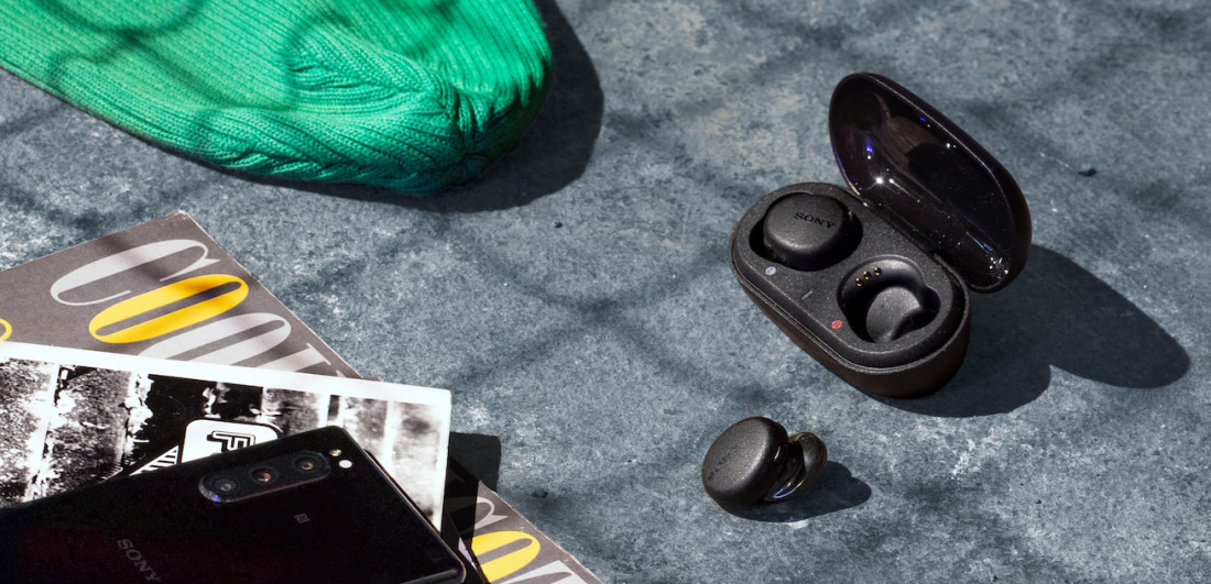 Sony WF-XB700 juhtmevabad kõrvaklapid