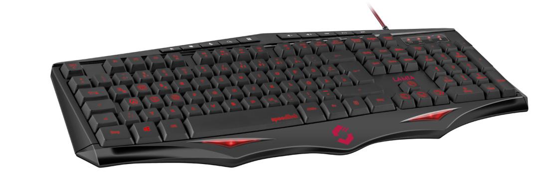 Speedlink Lamia klaviatuur