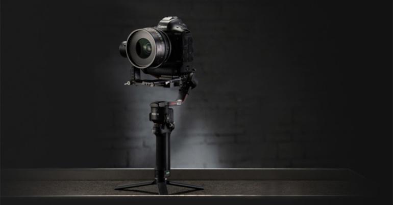 Nüüd saadaval: DJI RS 2 kaamera stabilisaator