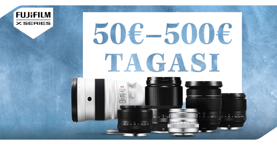 Fujifilm XF objektiivid