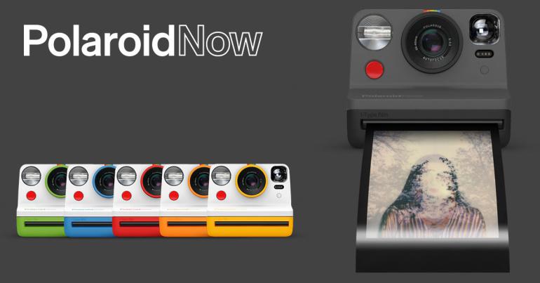 #blackfriday: populaarne Polaroid Now kiirpildikaamera maksab vaid 99€