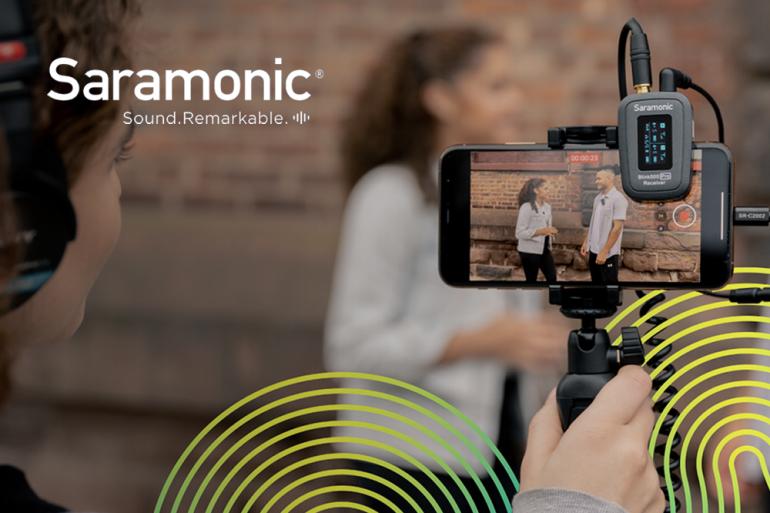 Saramonic Blink 500 Pro toob sisuloojatele rea olulisi täiendusi
