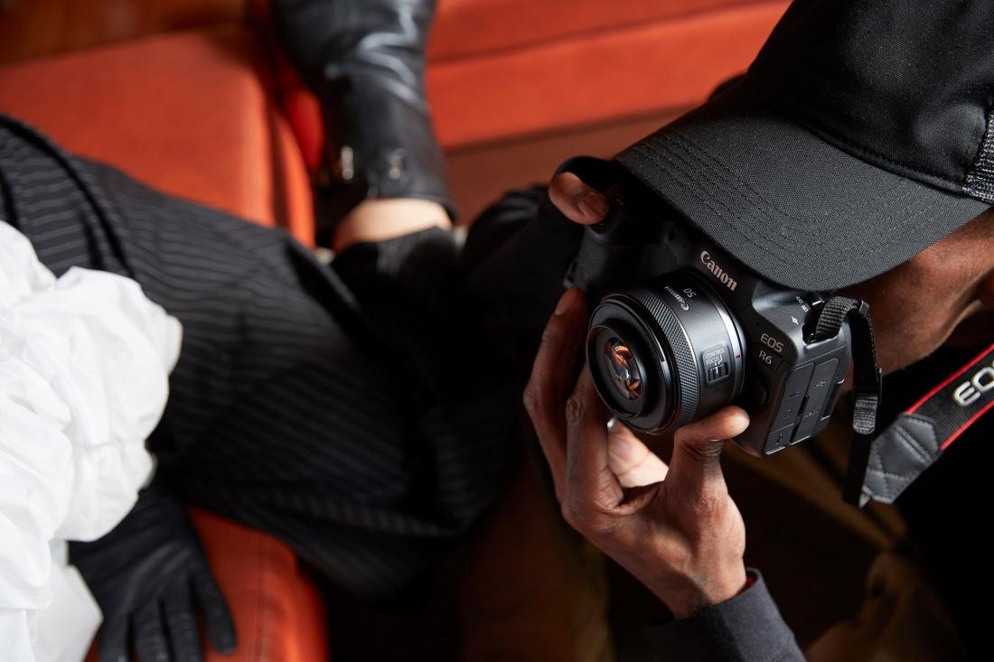 Canon RF 50mm f/1.8 STM objektiiv