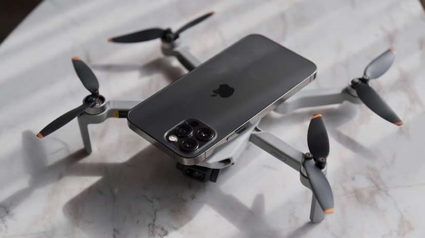 Dji Mini 2 droon