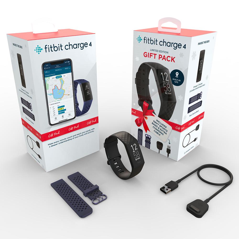 Fitbit Charge 4 komplekt