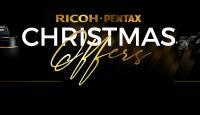 Pentaxi peegelkaamerad ja Ricoh kaamerad on saadaval jõuluhinnaga