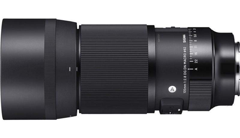 Sigma 105mm f/2.8 DG DN Macro Art objektiiv Sonyle