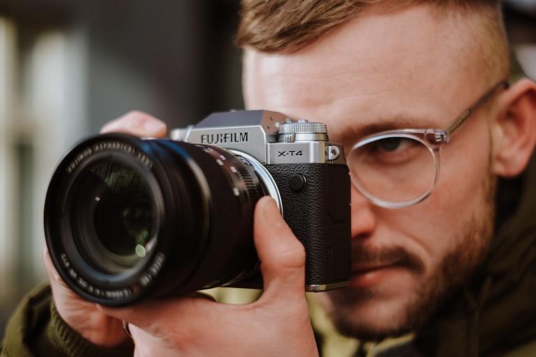 Osta Fujifilm X-T4 koos valitud Fujinon objektiiviga ja säästad lisaks kuni 300€