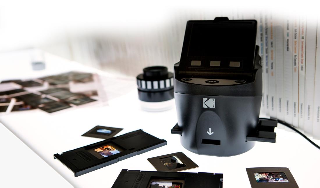 Kodak filmiskänner Scanza Digital