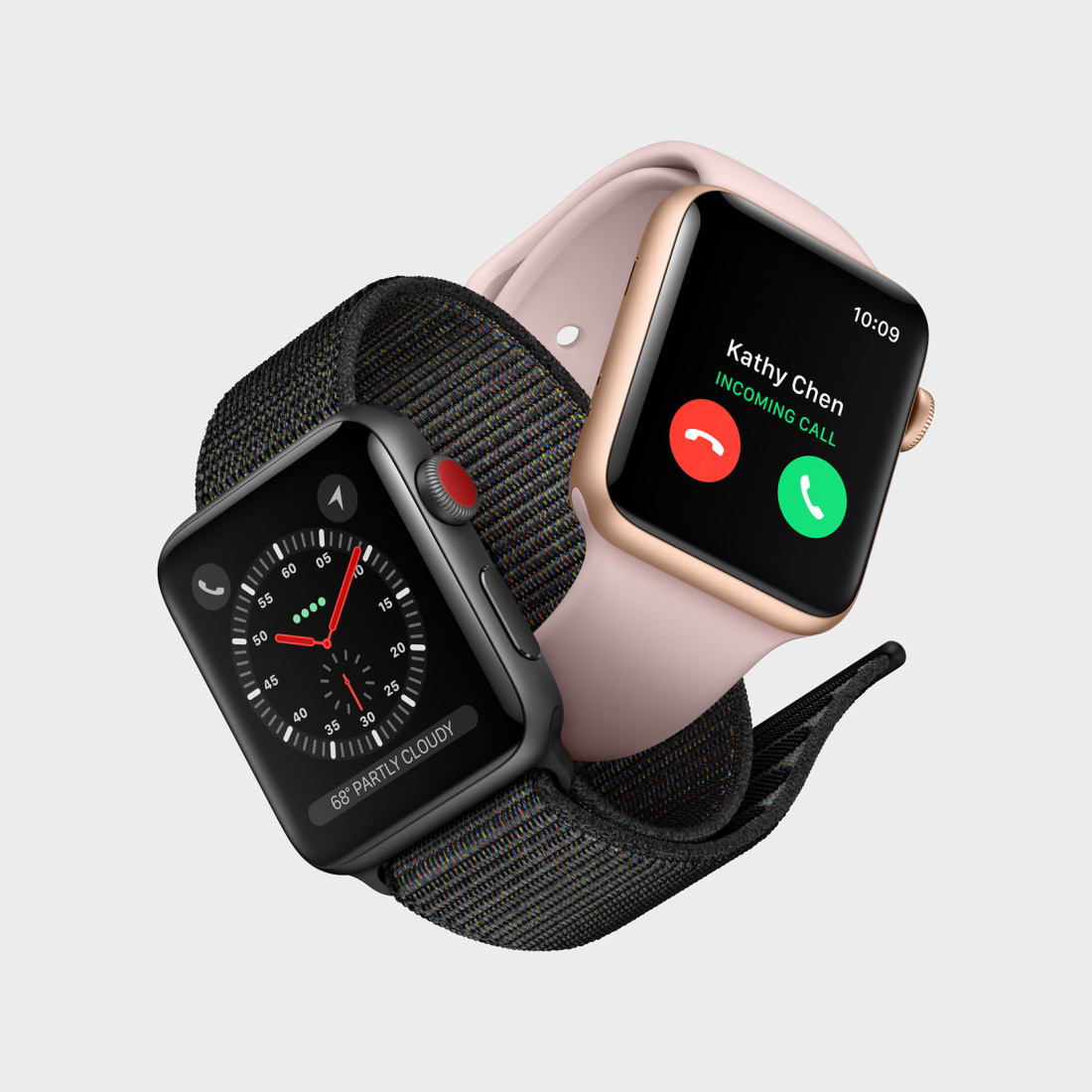 Apple Watch Series 3 nutikell