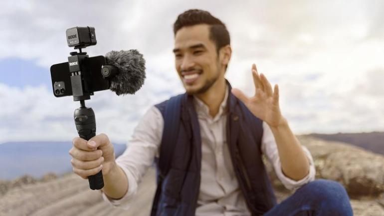 RØDE Vlogger Kit nutitelefoniga sisuloojale on nüüd müügil