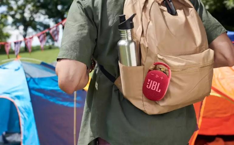 Uus JBL Clip 4 juhtmevaba kõlar on nüüd saadaval