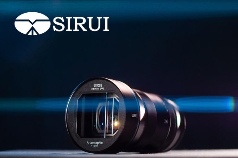Sirui 24mm f/2.8 1.33x jätkab edukat anamorfsete objektiivide seeriat