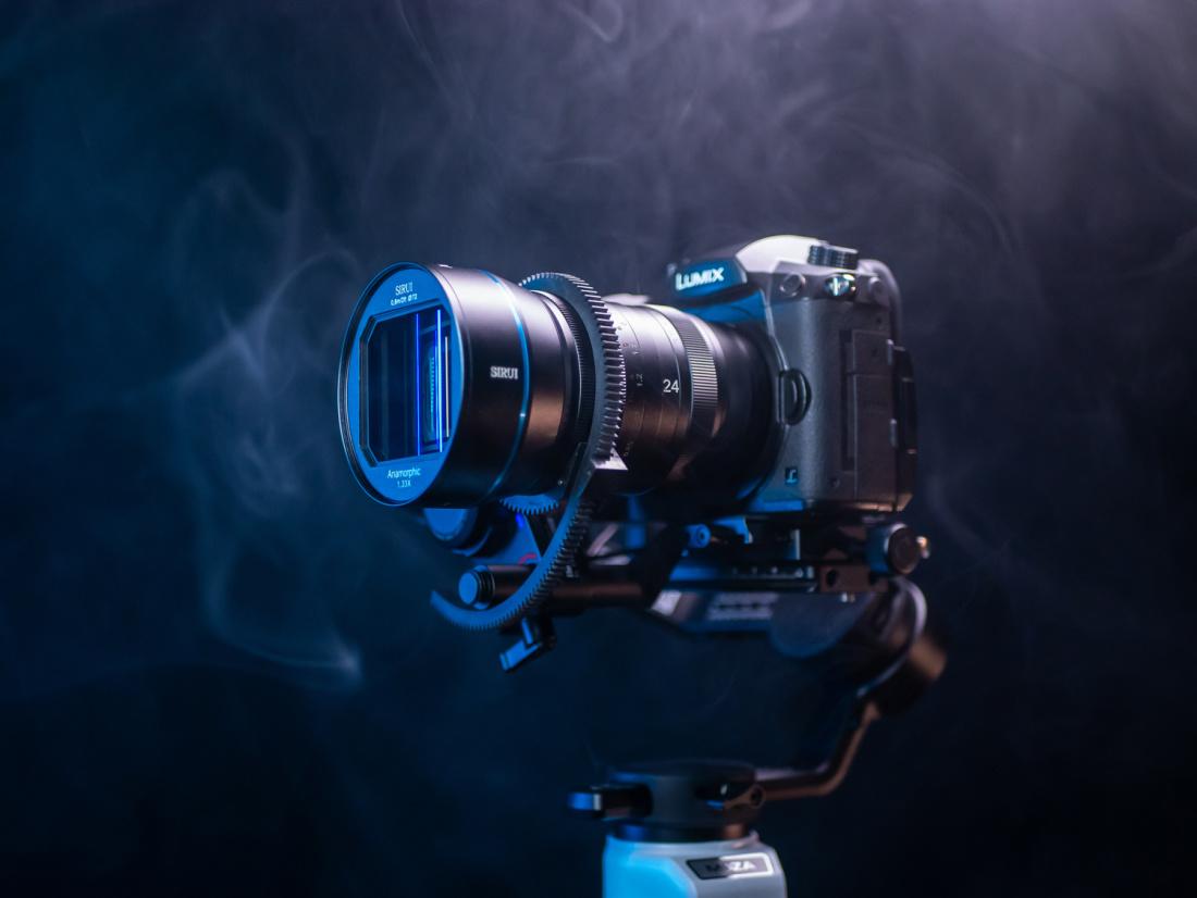 Sirui 24mm f/2.8 Anamorphic