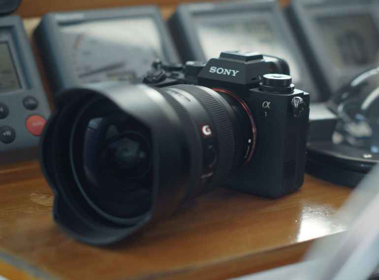 Sony Alpha 1 täiskaader hübriidkaamera on tõeline inseneeria tippsaavutus
