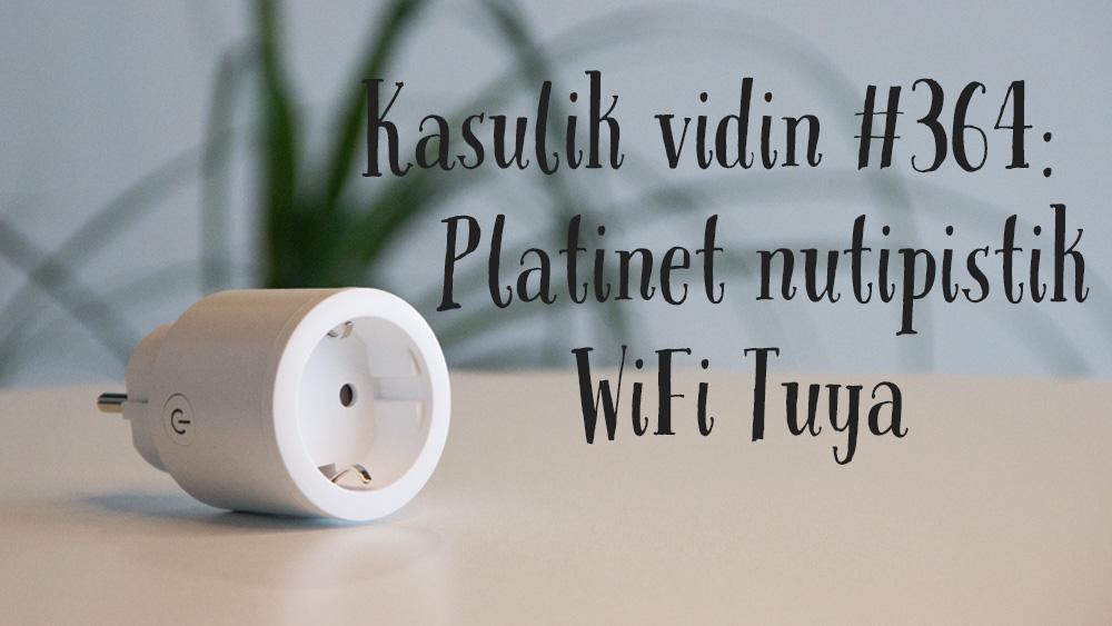 Platinet WiFi Tuya