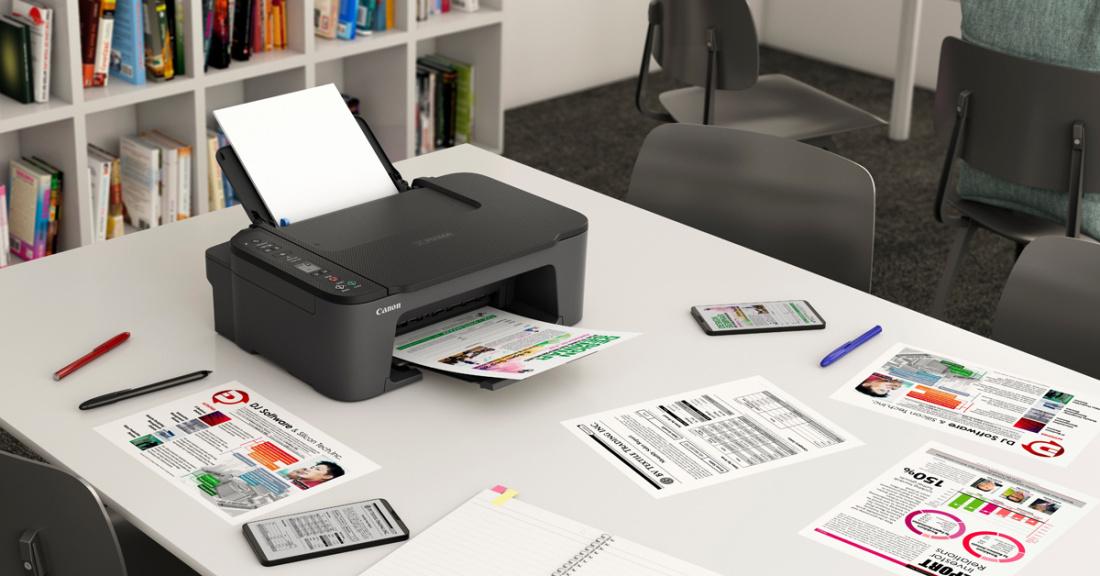 Canon Pixma TS3450 printer