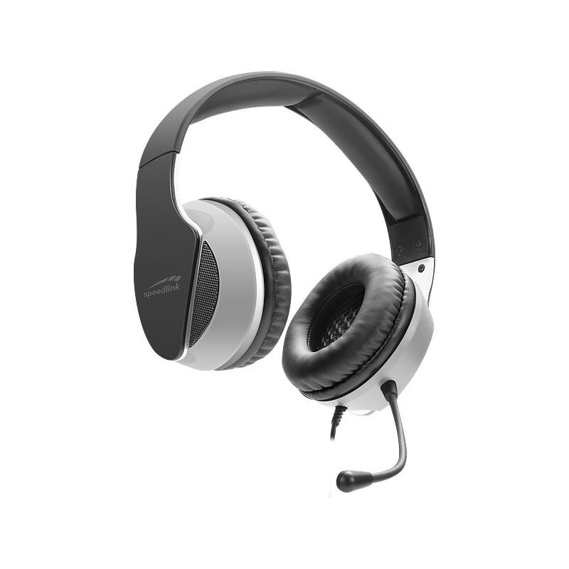 Speedlink kõrvaklapid + mikrofon Hadow PS5 (SL-460310-BK)