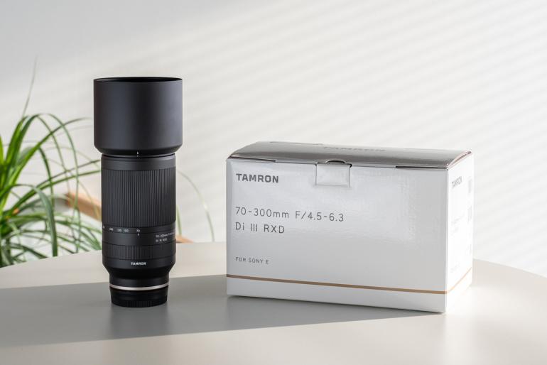Nüüd rentimiseks: Tamron 70-300mm f/4.5-6.3 Di III RXD telesuum