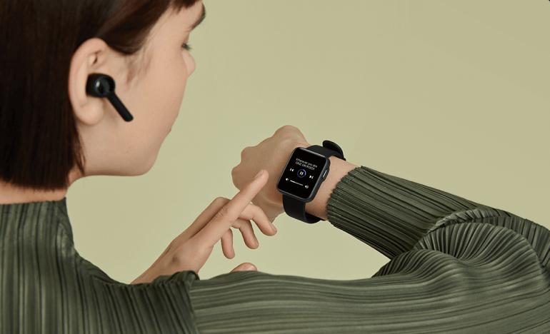 Kuni 9 päeva kestva akuga Xiaomi Mi Watch Lite nutikell on nüüd saadaval