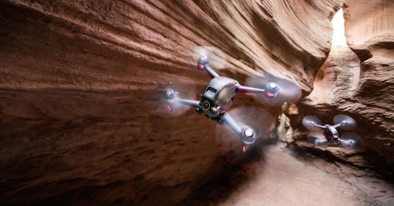 Uus DJI FPV droon pakub Sulle enneolematut lennukogemust