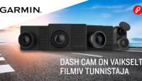 Garmin Dash Cam seeria autokaamerad on müügil soodushinnaga