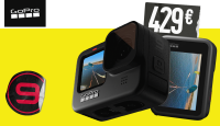 Äss diil - GoPro HERO9 Black on 50€ soodsam