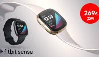 Võimekas Fitbit Sense nutikell on kevadise soodushinnaga